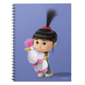 Despicable Me | Agnes & Unicorn Notebook