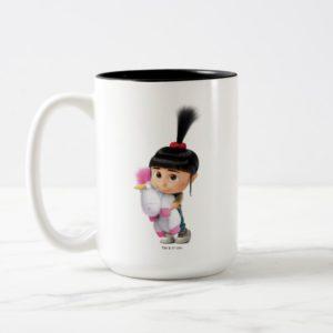 Despicable Me | Agnes & Unicorn Two-Tone Coffee Mug