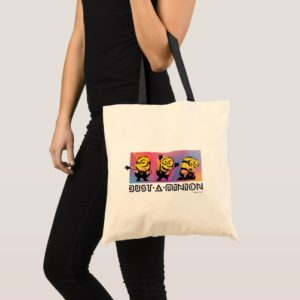 Despicable Me | Bust-A-Minion Tote Bag
