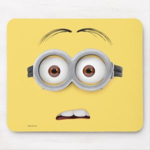 Despicable Me | Dave Face Mouse Pad
