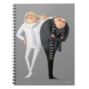 Despicable Me | Dru & Gru Notebook