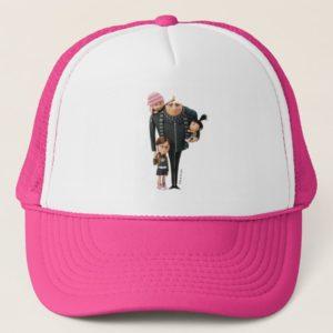 Despicable Me | Gru, Agnes, Margo & Edith Trucker Hat