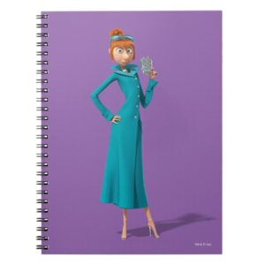Despicable Me | Lucy Notebook