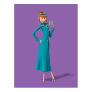 Despicable Me | Lucy Postcard