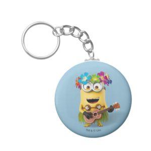 Despicable Me   Minion Aloha Keychain