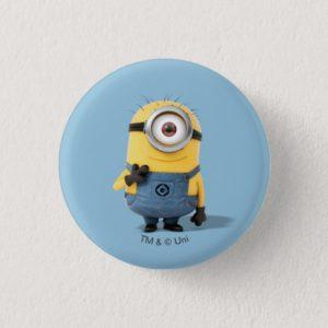 Despicable Me | Minion Carl Button