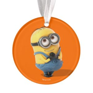 Despicable Me | Minion Dave Happy Ornament