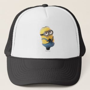 Despicable Me | Minion Dave Happy Trucker Hat