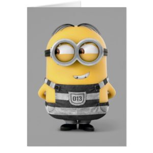 Despicable Me | Minion Dave in Jail
