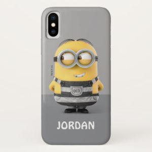 Despicable Me | Minion Dave in Jail Case-Mate iPhone Case