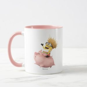 Despicable Me | Minion Dave Riding Pig Mug
