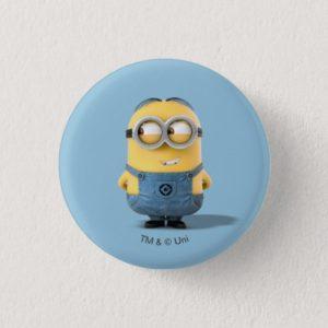 Despicable Me | Minion Dave Smiling Button