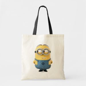 Despicable Me   Minion Dave Smiling Tote Bag