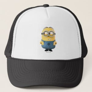 Despicable Me   Minion Dave Smiling Trucker Hat