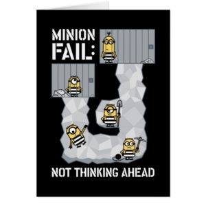 Despicable Me | Minion Fail: Not Thinking Ahead