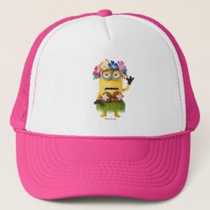 Despicable Me | Minion Kevin Luau Trucker Hat