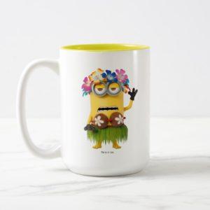 Despicable Me | Minion Kevin Luau Two-Tone Coffee Mug