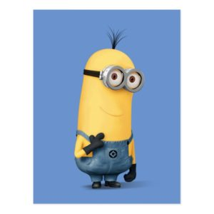 Despicable Me | Minion Kevin Postcard