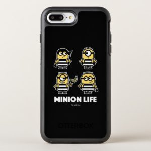 Despicable Me | Minion Life in Jail OtterBox iPhone Case