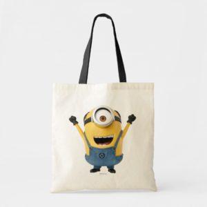 Despicable Me | Minion Stuart Excited Tote Bag