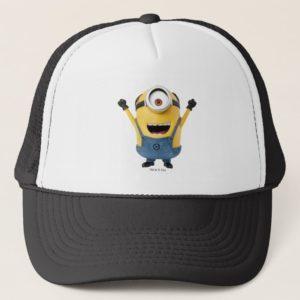 Despicable Me | Minion Stuart Excited Trucker Hat