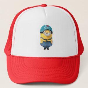 Despicable Me   Minion Stuart - I Love Gru Trucker Hat