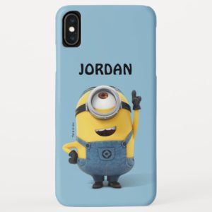 Despicable Me | Minion Stuart Pointing Up Case-Mate iPhone Case