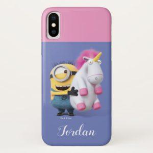 Despicable Me | Minion Stuart & Unicorn Case-Mate iPhone Case