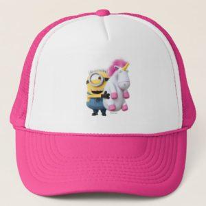 Despicable Me | Minion Stuart & Unicorn Trucker Hat