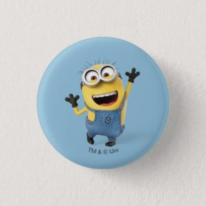 Despicable Me | Minion Tom Excited Button