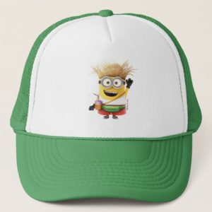 Despicable Me | Minion Tom on Vacation Trucker Hat