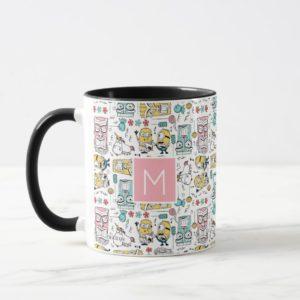 Despicable Me | Minion & Unicorn - Aloha Pattern Mug