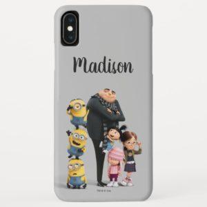 Despicable Me | Minions, Gru & Girls Case-Mate iPhone Case