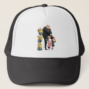 Despicable Me | Minions, Gru & Girls Trucker Hat