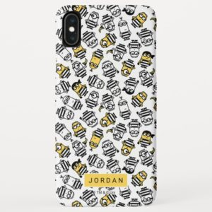 Despicable Me | Minions in Jail Pattern Case-Mate iPhone Case