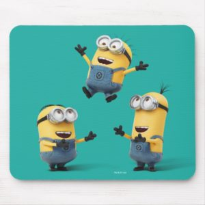 Despicable Me | Minions Jumping Mouse Pad