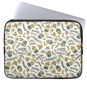Despicable Me | Minions - Powered by Bananas Computer Sleeve