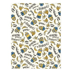 Despicable Me | Minions - Powered by Bananas Postcard