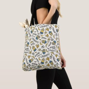 Despicable Me | Minions - Powered by Bananas Tote Bag