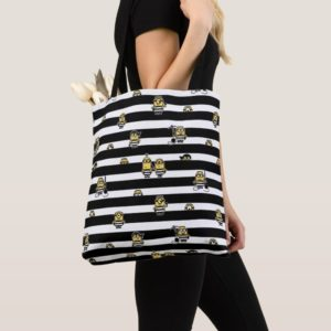 Despicable Me | Minions - Stripes are in Pattern Tote Bag