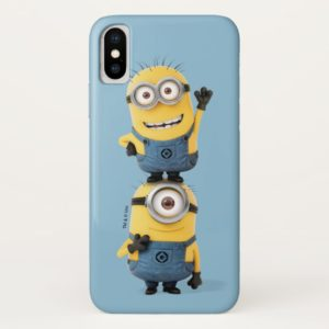 Despicable Me | Minions Tom & Stuart Stacked Case-Mate iPhone Case
