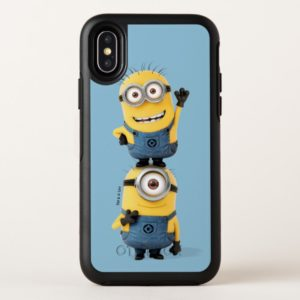 Despicable Me   Minions Tom & Stuart Stacked OtterBox iPhone Case