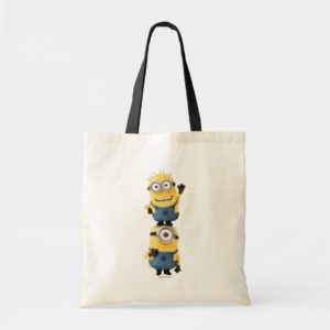 Despicable Me | Minions Tom & Stuart Stacked Tote Bag