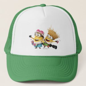 Despicable Me | Minions Vacation Trucker Hat