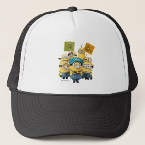 Despicable Me | Minions with Signs Trucker Hat