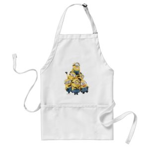 Despicable Me | Pyramid of Minions Adult Apron