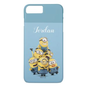 Despicable Me | Pyramid of Minions Case-Mate iPhone Case