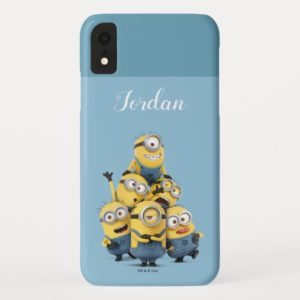 Despicable Me   Pyramid of Minions Case-Mate iPhone Case
