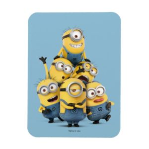 Despicable Me   Pyramid of Minions Magnet