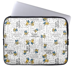 Despicable Me | Team Minion Pattern Computer Sleeve